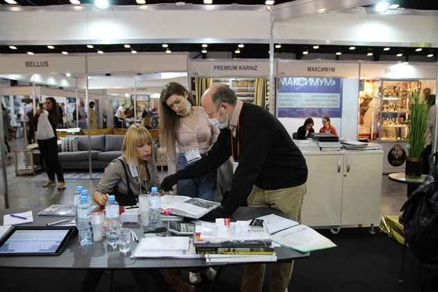 DESIGN&DECOR ST. PETERSBURG - THE FIRST BUSINESS EXHIBITION IN THE DESIGN INDUSTRY AFTER THE PANDEMIC